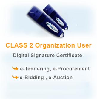 Class 2 Organization User