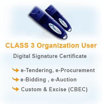 class 3 Organization User