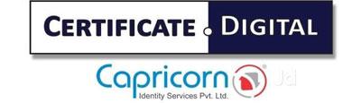 Capricorn Digital Signature
